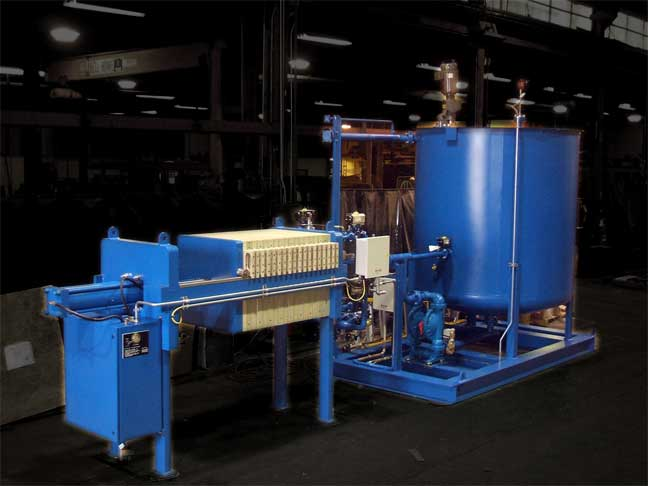 EP Press for Biodiesel Dry Wash (4MM gal/yr)