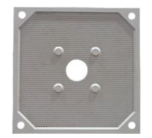 Filter Press Plate Recessed Chamber
