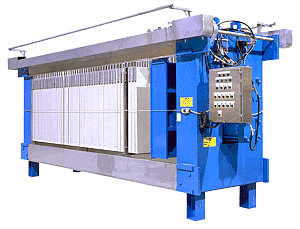 QP Filter Press Cladding